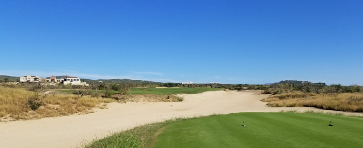 Diamante El Cardinal Golf Hole #8 Picture