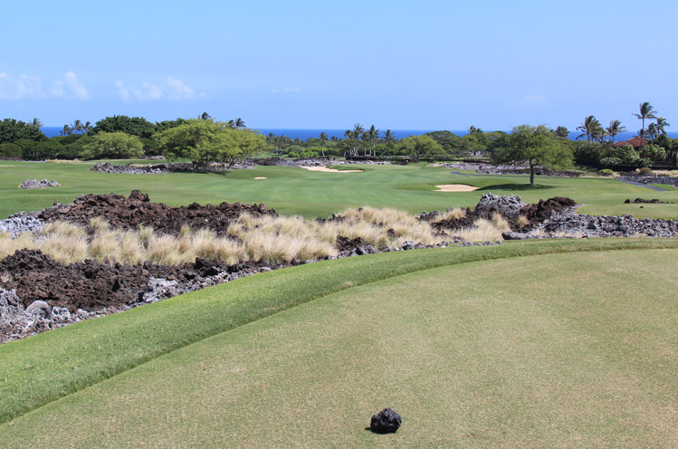 Hualalai Golf Course Picture