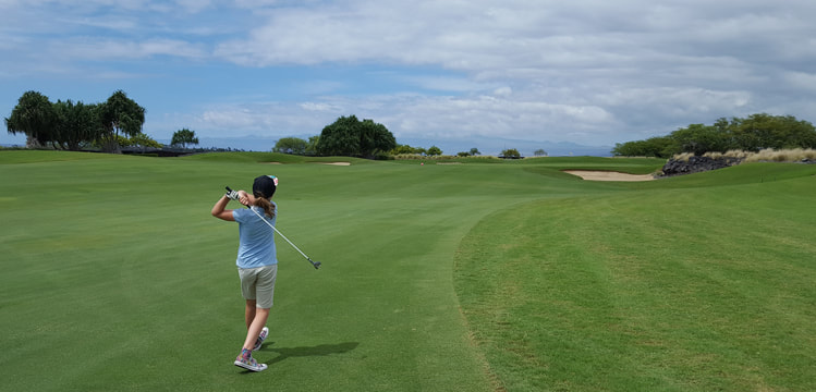 Hualalai Golf Course #4 Picture