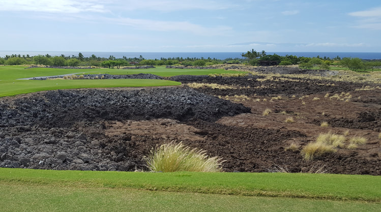 Big Island Lava Golf Picture