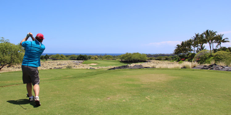 Hualalai Golf Course #8 Picture