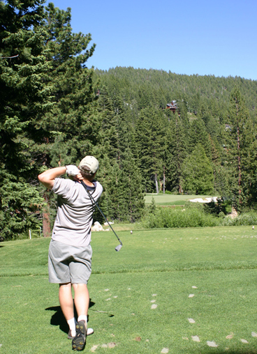 Top Tahoe Golf Picture