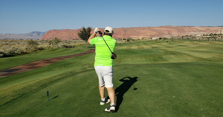 The Ledges Golf Utah Picture