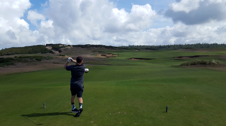 Bandon Golf Picture