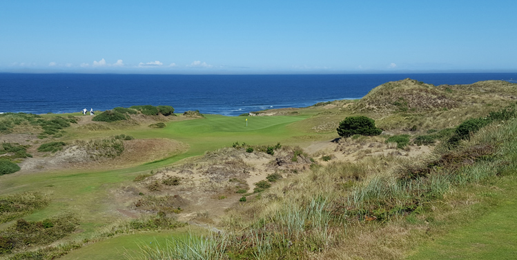 Pacific Dunes Ocean View Golf Picture