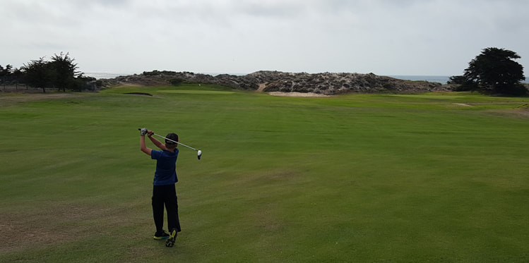 Pacific Grove Golf Picture
