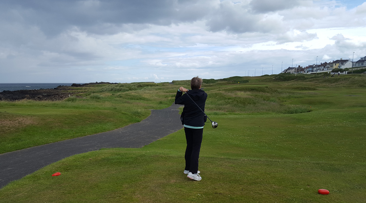Portstewart Golf Old Course #1 Picture