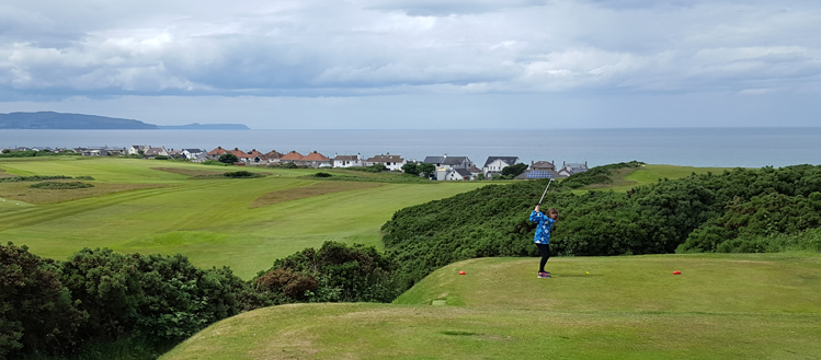 Portstewart Golf Old Course #13 Picture