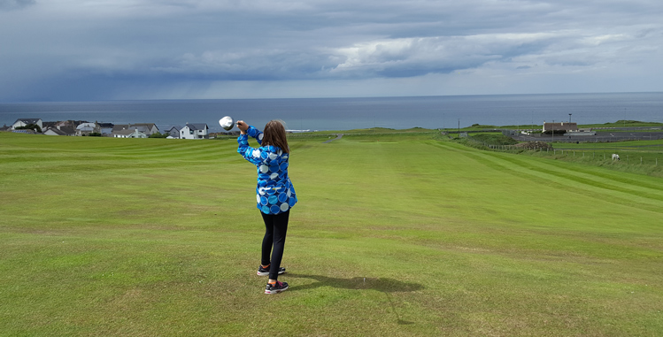 Portstewart Golf #15 Picture