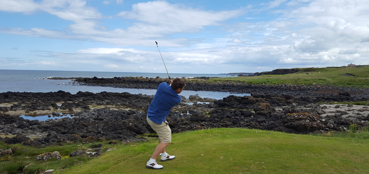 Portstewart Old Course #4 Picture