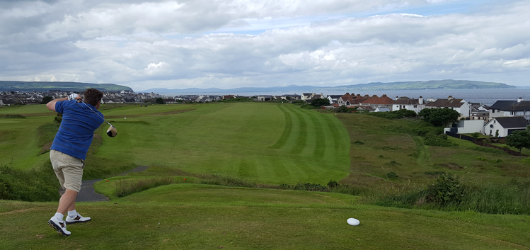 Portstewart Golf Old Course #7 Picture