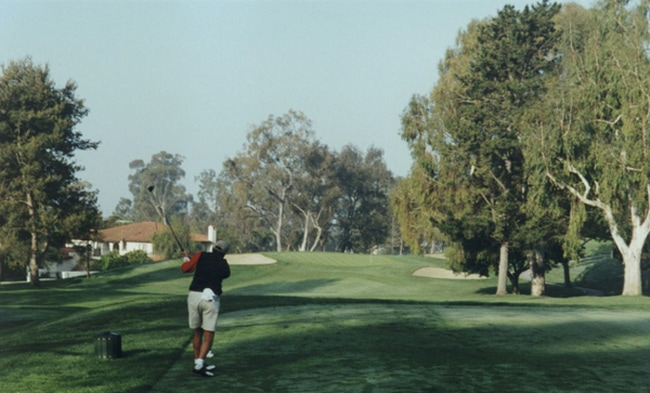 Saticoy Golf Hole #4 Picture