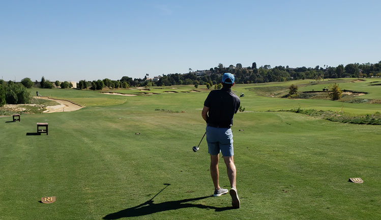 los angeles golf course review Picture