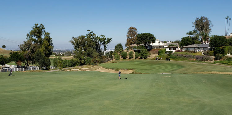 a country club in los angeles golf Picture