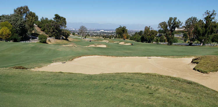 los angeles golf bunkers Picture