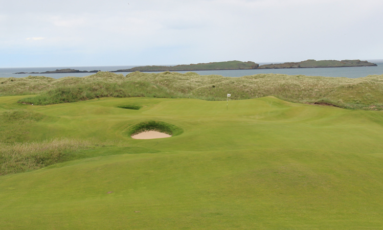 Royal Portrush Golf Hole #13 Picture