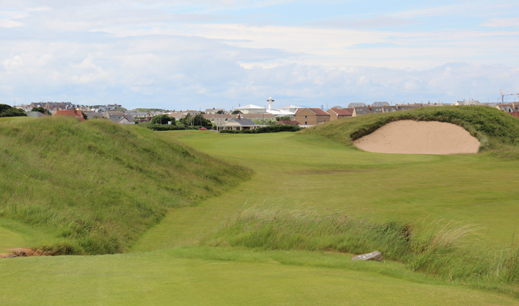 Royal Portrush Dunluce Links Old Hole 17 Picture