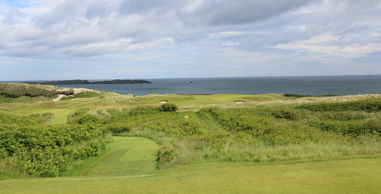 Royal Portrush 2019 Open Championship CoursePicture