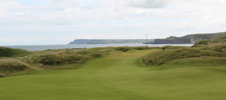 Royal Portrush Dunluce Links Hole 10 Picture