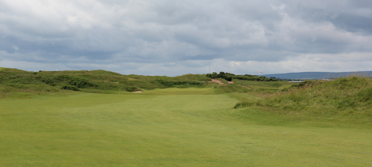 Royal Portrush Golf #9 Picture