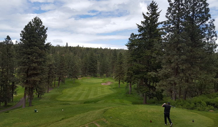 Klamath Falls Golf Course Picture