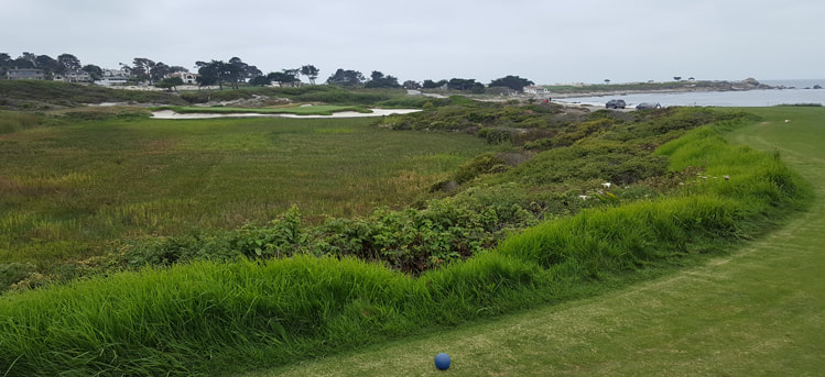 Spanish Bay Hole #8 Picture