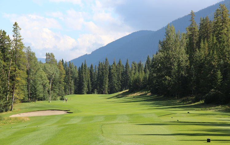 Stewart Creek Golf Hole #4 Picture