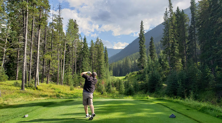 Banff Area Golf Review Picture
