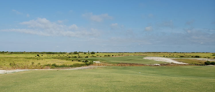 Streamsong Black Golf Hole #3 Picture