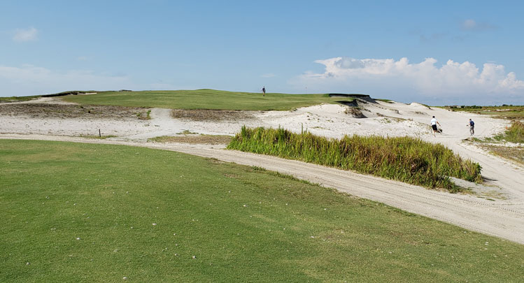 Streamsong Black Golf Hole #5 Picture