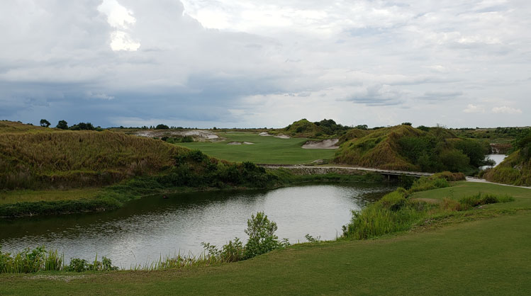 Streamsong Red Golf Hole #1 Picture