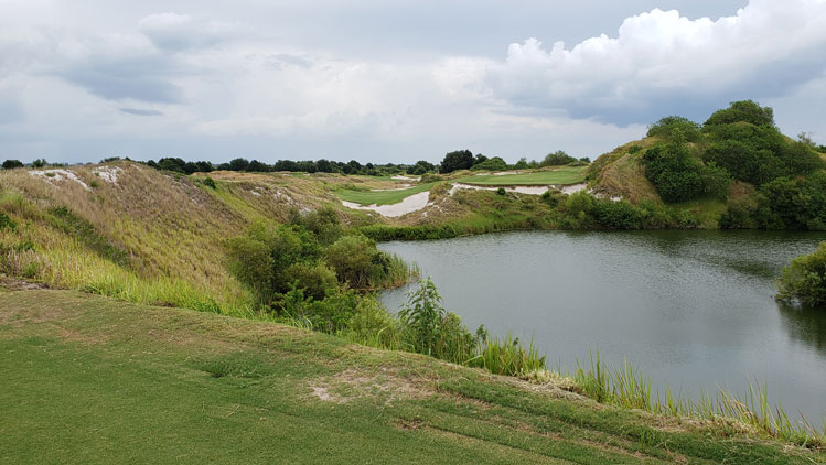 Streamsong Red Golf Hole #16 Picture