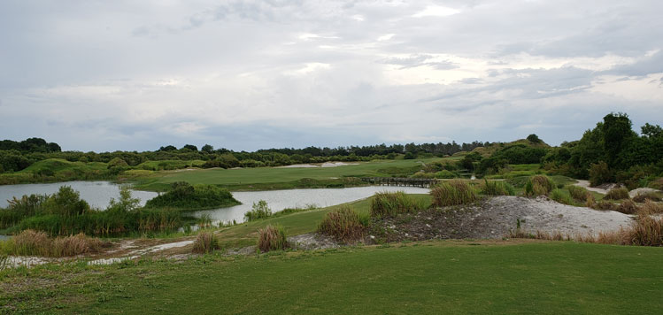 Streamsong Red Golf Hole #2 Picture