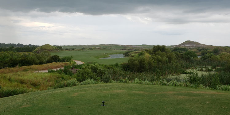 Streamsong Red Golf Hole #5 Picture