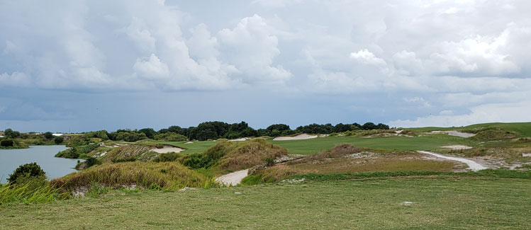 Streamsong Red Golf Hole #7 Picture