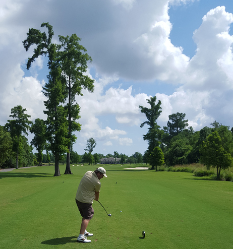 New Orleans Golf Course Review Picture