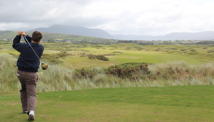Waterville Golf Hole #13 Review Picture