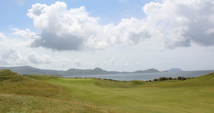 Waterville Golf LInks #16 Picture