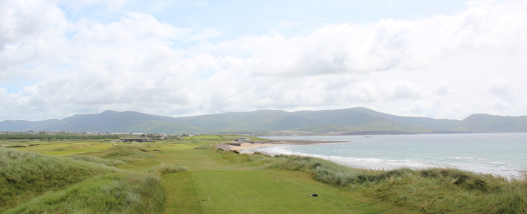 Ireland Ocean View Golf Picture